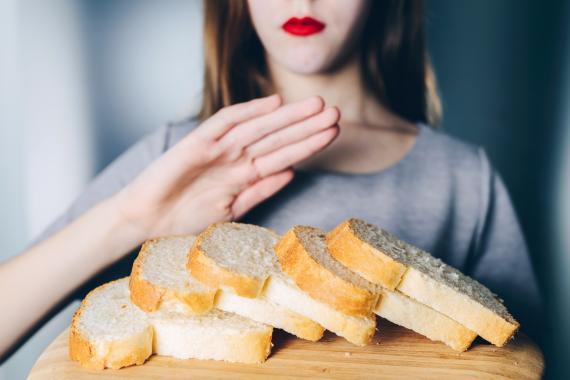 Cinco síntomas no tan conocidos que pueden indicar que sufres celiaquía