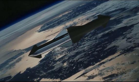 Elon Musk presenta a Starship, la nave de SpaceX que nos llevará a la Luna, Marte y más allá