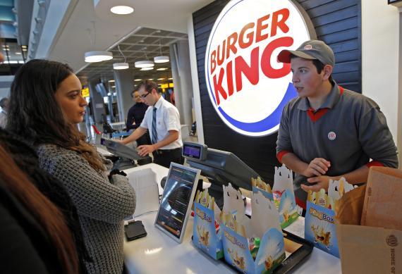Empleado Burger King