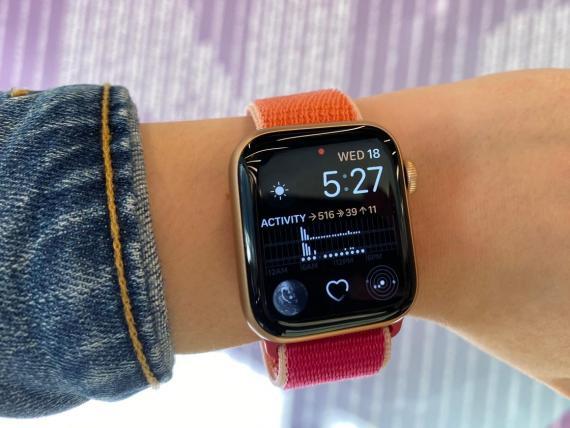 Sólo he estado usando el nuevo Apple Watch 5 durante unas horas, pero ya puedo decir que su nueva pantalla cambiará el juego.