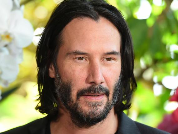 """Keanu Reeves ha aparecido en numerosas películas de mucho éxito como """"Matrix"""" y """"John Wick""""."""