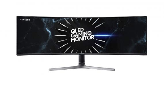 Monitor Samsung Ultrawide 49 pulgadas