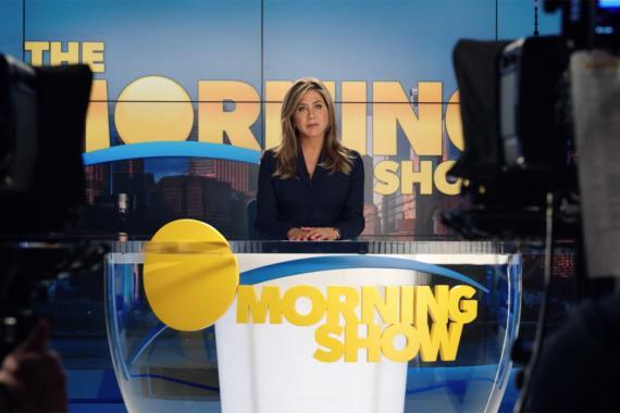 The Morning Show, una de las series en exclusiva de Apple TV+