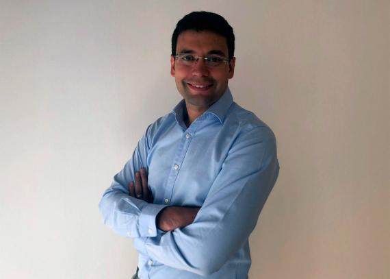 Oriol Fuertes, CEO de Qida.