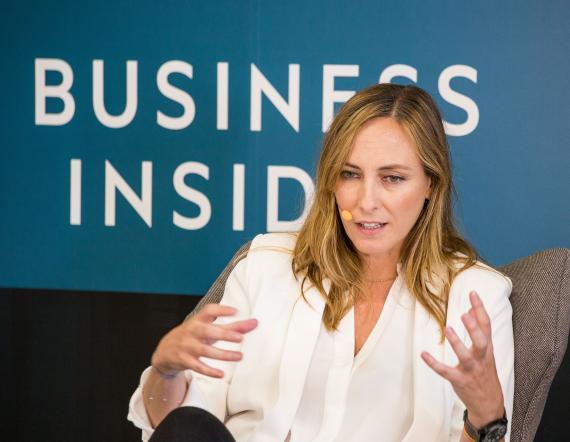Paloma Real, directora general de Mastercard España.