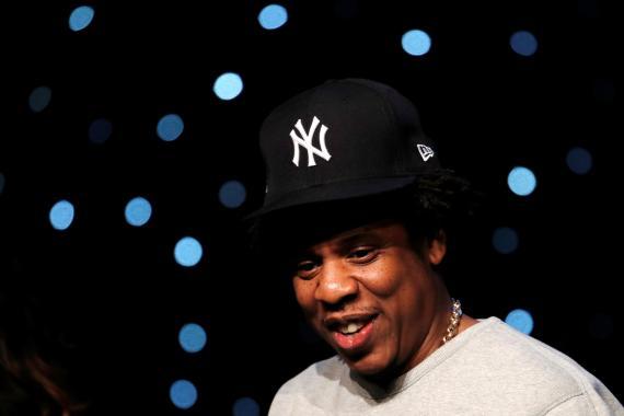 El rapero Jay-Z, durante un evento en Nueva York.