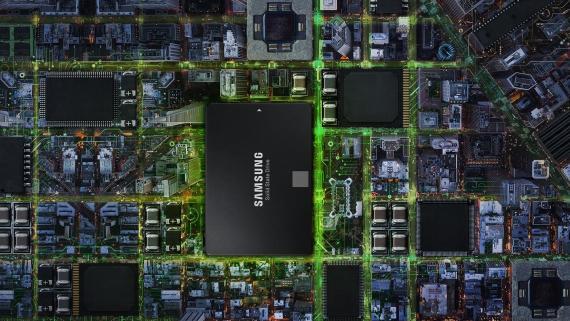 Samsung Disco SSD