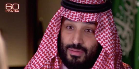 """El príncipe heredero saudí Mohammed bin Salman dijo el domingo por la noche en """"60 minutos"""" que asume """"toda la responsabilidad"""" por el asesinato del periodista Jamal Khashoggi."""