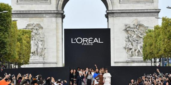 Smog, selfies, and city living are fueling demand for cosmetics, L'Oréal boss says