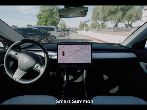 Así presenta Tesla su nueva actualización.