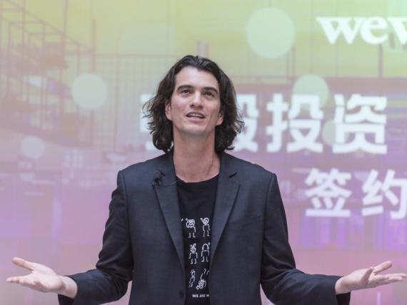 El mayor accionista externo de WeWork, SoftBank, está pidiendo que se suspenda la oferta pública inicial porque los inversores no parecen interesados.