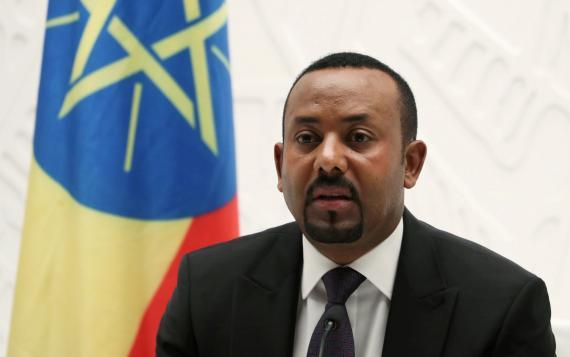 Abiy Ahmed, el primer ministro de Etiopía
