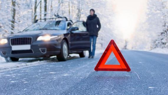 Cómo preparar tu coche para el invierno: consejos ante frío y nieve