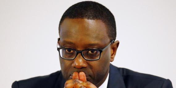 El CEO de Credit Suisse, Tidjane Thiam