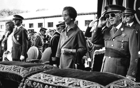 Francisco Franco Bahamonde, militar y dictador español