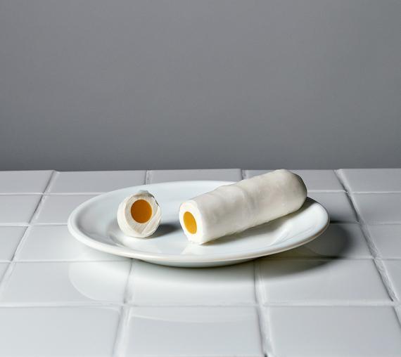 Huevo sin huevo,  Annie Larkins