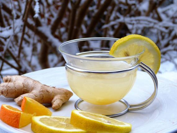 infusiones jengibre