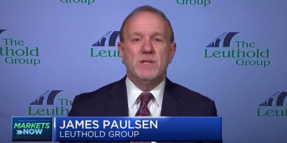 James Paulsen, Leuthold Group.