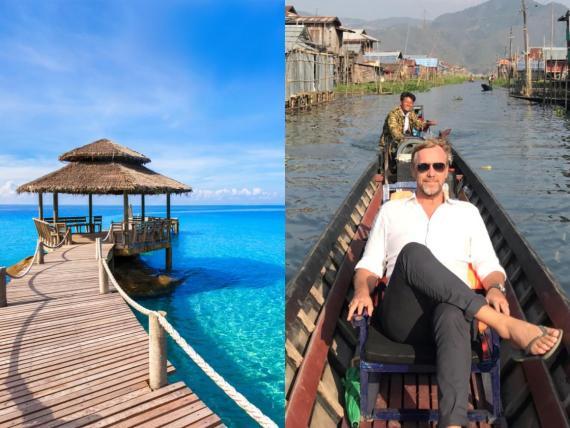 Las Maldivas pueden ser un destino soñado para muchos, pero Philippe Kjellgren cree que los hoteles de la zona rara vez ofrecen una buena realación calidad-precio.