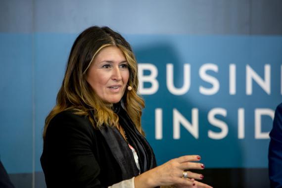 Mercedes Rey, directora de relaciones institucionales de U-Tad