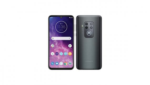 Oferta Amazon: Motorola One Zoom con un 19% de descuento