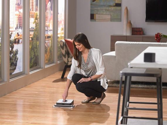 Roomba Braava 390T Mejor robot friegasuelos