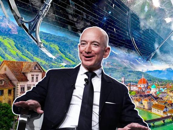 Los super ricos están obsesionados con el concepto de glamour espacial. Empresas como SpaceX y Blue Origin están dando grandes pasos en la industria del turismo espacial.