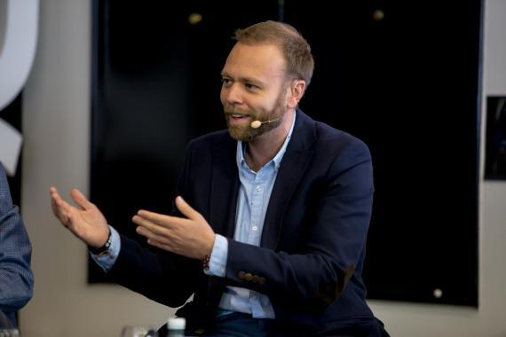 Alberto Martín, sales & sponsorship director en ESL España.