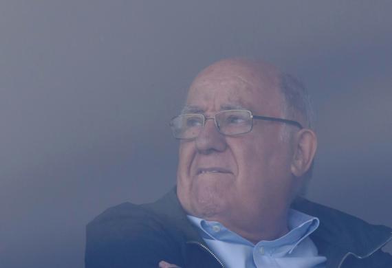 Amancio Ortega, fundador de Inditex y persona más rica de España