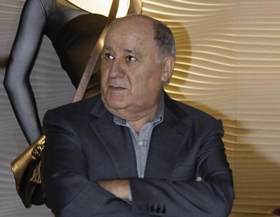 Amancio Ortega se cae del top 10 de la lista Forbes de los más ricos del mundo
