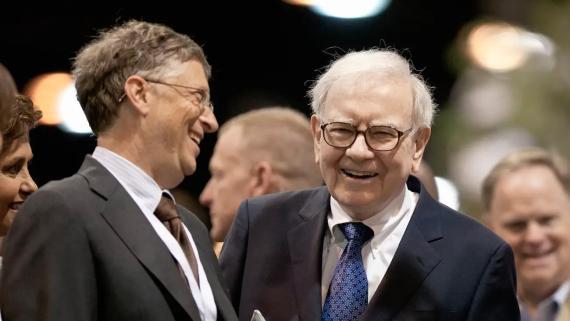 La adopción inteligente de riesgos, la concentración y la determinación ayudan a multimillonarios como Bill Gates y Warren Buffett a construir y mantener su riqueza.