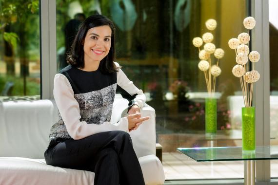 Carolina Castillo, directora de Empresas y Partners en España