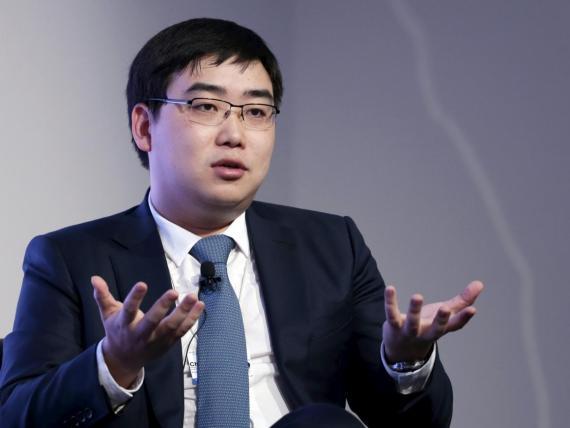 El cofundador y CEO de Didi Chuxing Cheng Wei.
