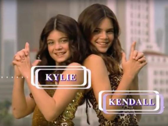 """Jenner se hizo famosa en el reality show de su familia, """"Keeping Up With The Kardashians"""". Tenía nueve años cuando se grabó el primer episodio."""
