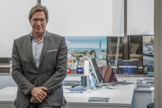 Joan Jordi Vallverdú, CEO en OmnicomMediaGroup Spain