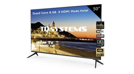 TV TD Systems 50 pulgadas