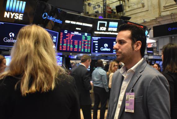 Visita a Wall Street