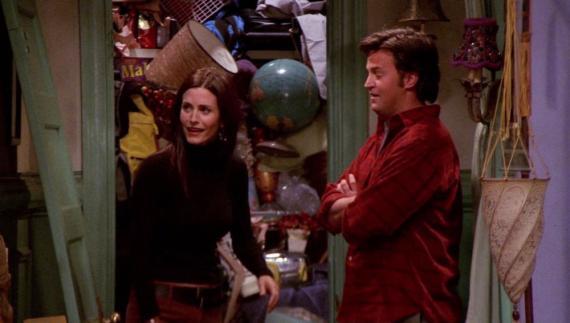 Friends - El armario secreto de Monica