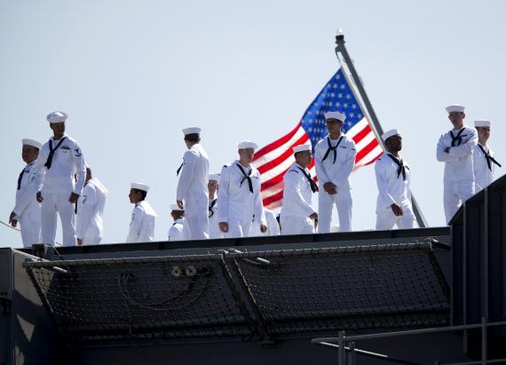 Marina de los Estados Unidos