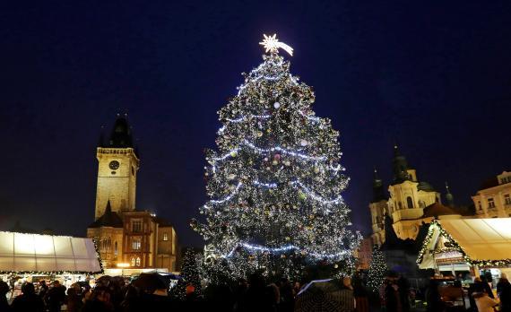 Navidad, Praga