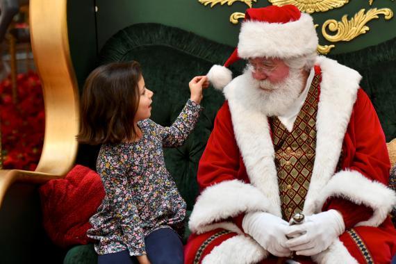 Papá Noel, navidades