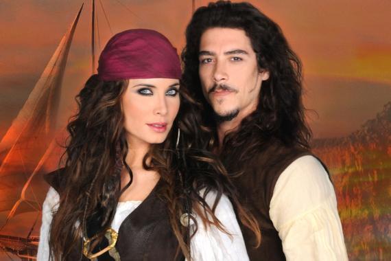 Piratas, serie de TV