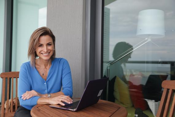Silvina Moschini CEO y fundadora de SheWorks y