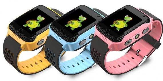 The SmartTurtle Kid's Smartwatch is one of several generic smartwatches sold on Amazon that Rapid7 found to have serious security flaws.