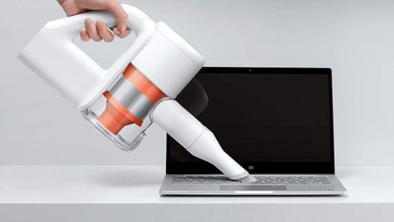 Xiaomi Mi Handheld Vacuum Cleaner es el aspirador 2 en 1 con mejor calidad/precio para mantener limpio tu hogar y tu coche