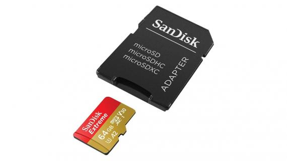 Amazon oferta esta tarjeta microSD SanDisk por 12,90 euros (-48%)