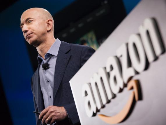 Amazon peor año bursátil