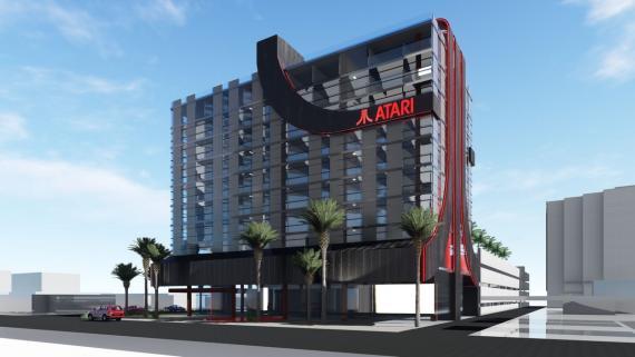 Atari construirá ocho hoteles temáticos centrados en los videojuegos