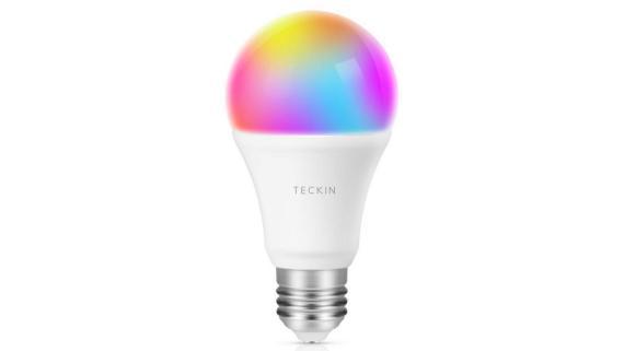 Amazon destaca entre sus ofertas del día esta bombilla LED Teckin