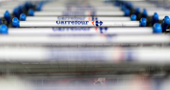 Carrito Carrefour
